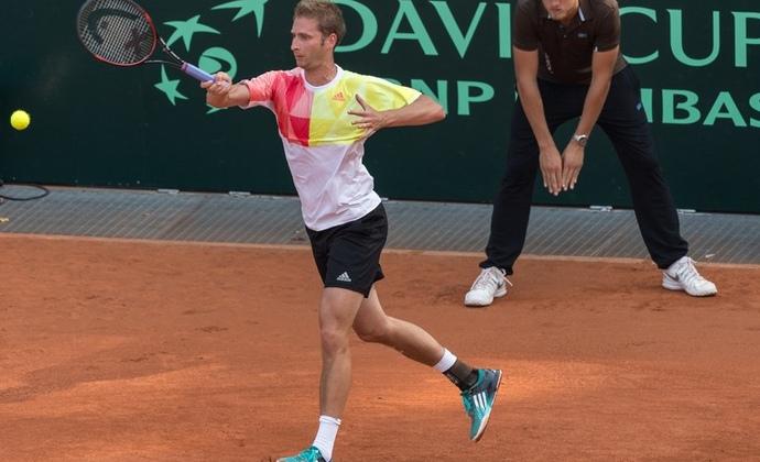 Davis Cup Relegation gegen Polen