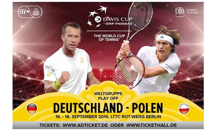Davis Cup Relegation 2016 in Berlin