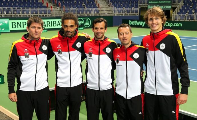 Davis Cup Relegation 2016