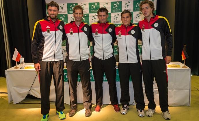 Struff eröffnet Davis Cup Relegation