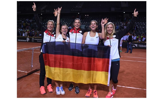 Auslosung Fed Cup 2017