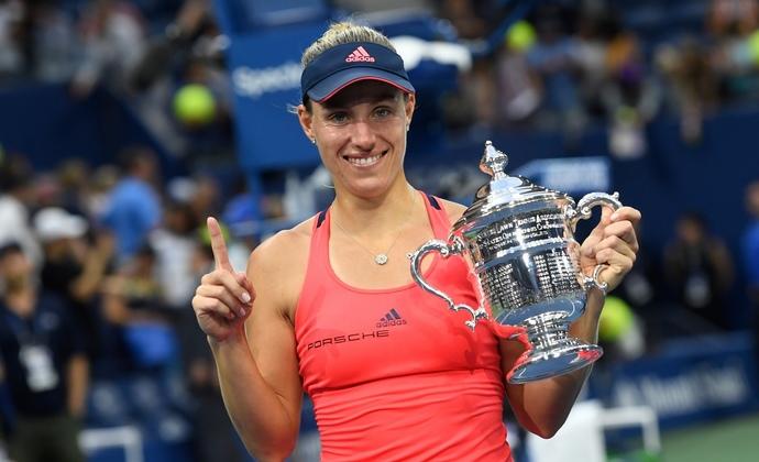 Angelique Kerber gewinnt US Open