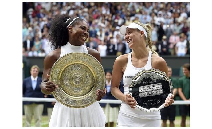 Wimbledon Finale der Damen 2016