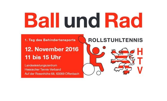 Ball und Rad