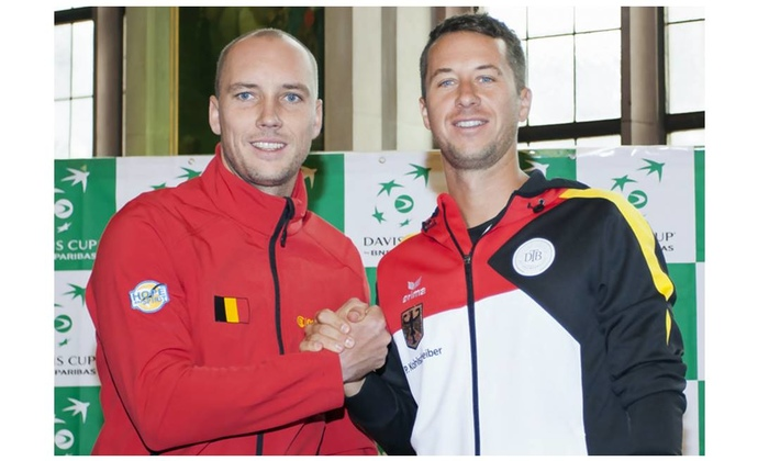 Kohlschreiber eröffnet Davis Cup Partie