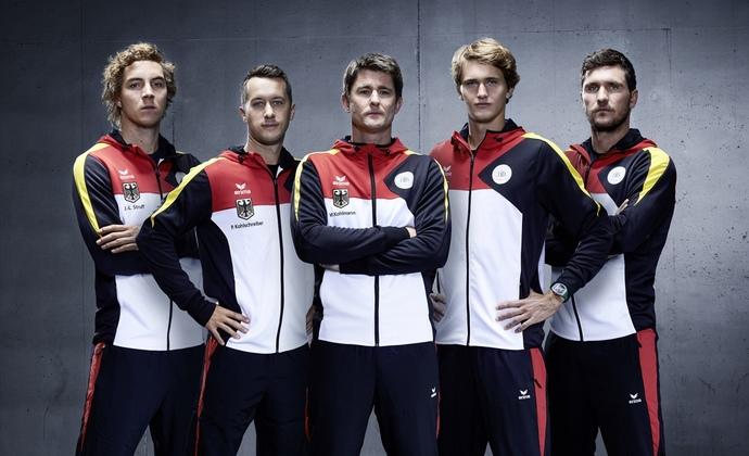 Deutsches Davis Cup Team unterliegt