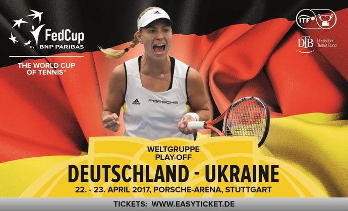 Fed Cup-Relegation in Stuttgart