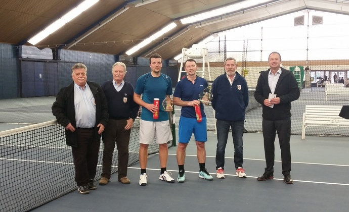 Hessische Hallenmeisterschaften Altersklassen 2017