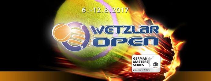 12. Wetzlar Open vom 06.-12.-08.2017
