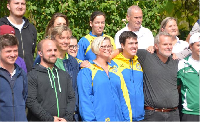 Erfolgreiches Comeback für die DGS Tennisgrößen bei den DM