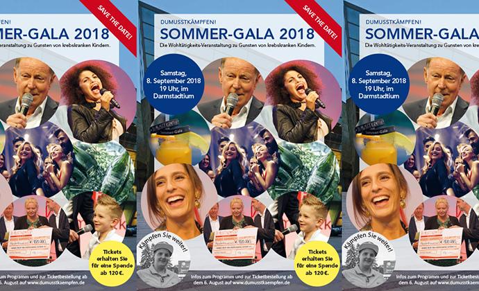 Sommer-Gala 2018 im Darmstadtium