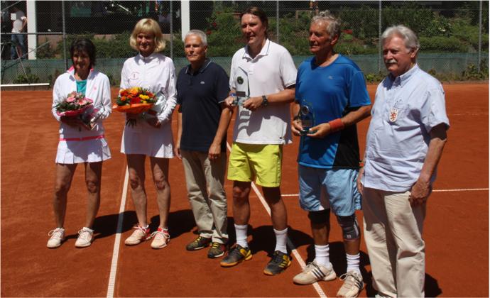HM der Senioren bei Tennis 65 Eschborn