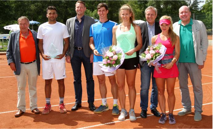 Hessische Meisterschaften beim TC Bad Homburg