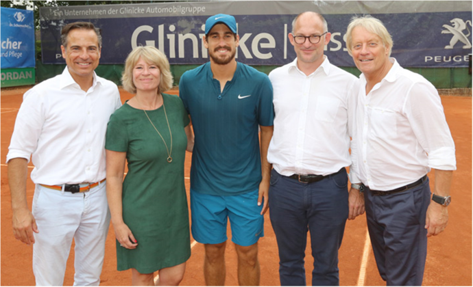 Wilhelmshöhe Open 2018