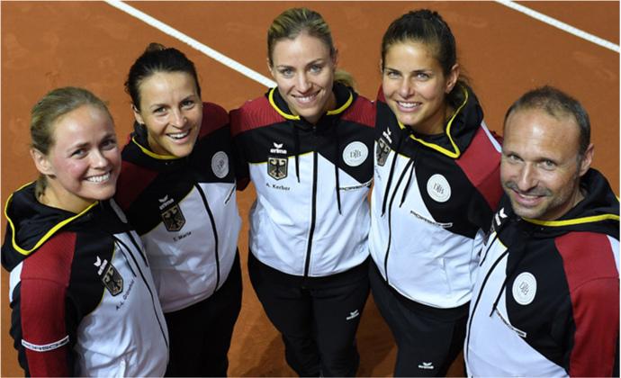 Fed Cup Halbfinale in Stuttgart