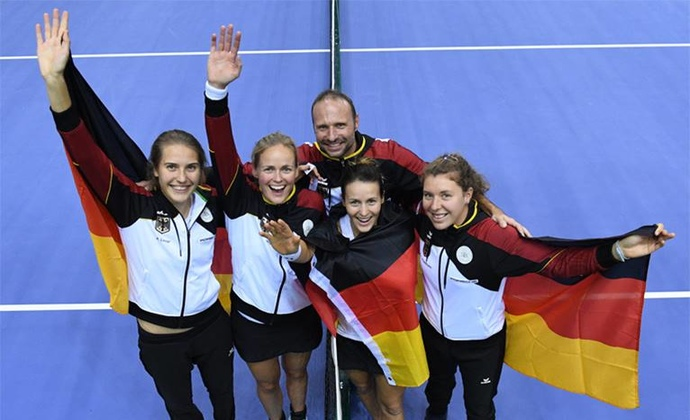 Deutsches Fed Cup Team