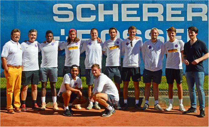 Der WTHC marschiert nach spannender Endphase in die 2. Bundesliga