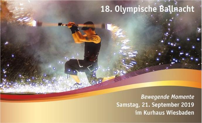 LSB-H feiert 18. Olympische Ballnacht