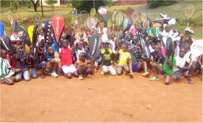 TC Ober-Roden unterstützt Tennisprojekt