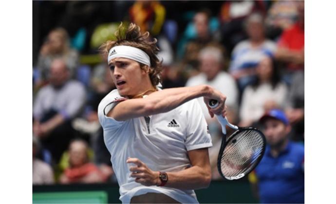 Davis Cup gegen Ungarn