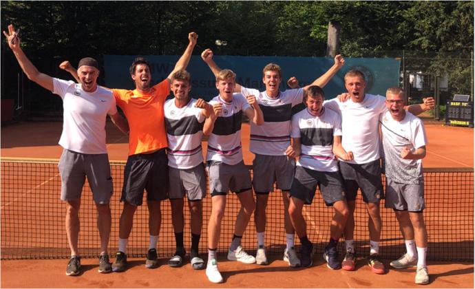 Relegation gegen Rheinland-Pfalz Meister