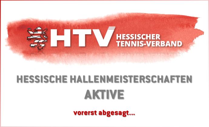 Hessische Hallenmeisterschaften der Aktiven 2020