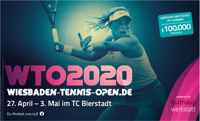 Wiesbaden Tennis Open 2020