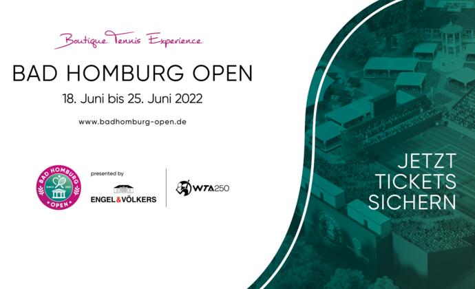 Bad Homburg Open 2022