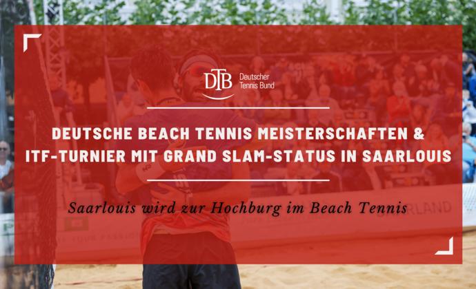 Saarlouis wird zur Hochburg im Beach Tennis