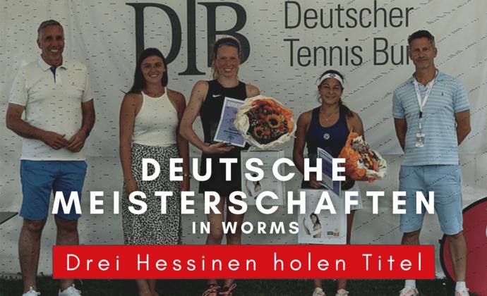 Deutsche Meisterschaften in Worms