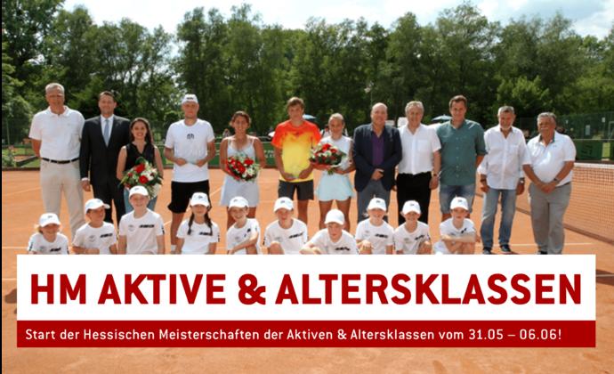 Hessische Meisterschaften Aktive & Altersklassen 2021