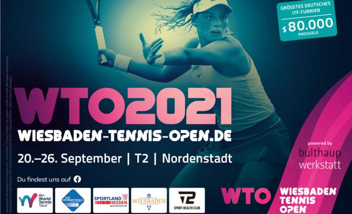 Die Wiesbadener Tennis Open sind zurück