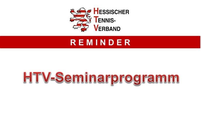 Seminarprogramm 2017