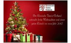 Der HTV wünscht frohe Weihnachten 2016