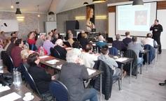 1. Vereinssymposium in Baunatal am 17.02.18