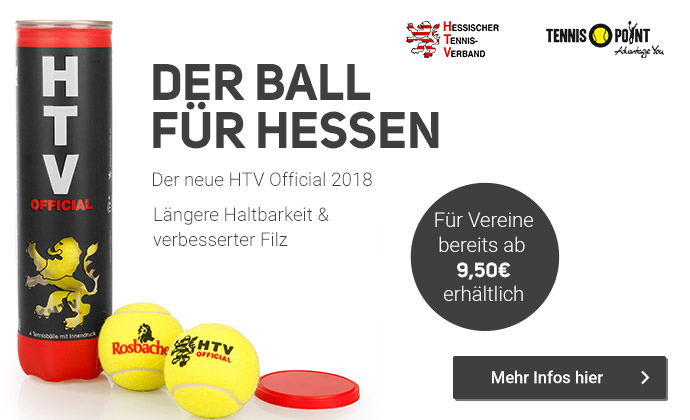 Der neue HTV Official Ball ist da!