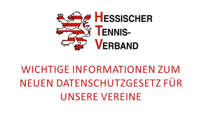 Wichtige Informationen für unsere Vereine zum Thema Datenschutz
