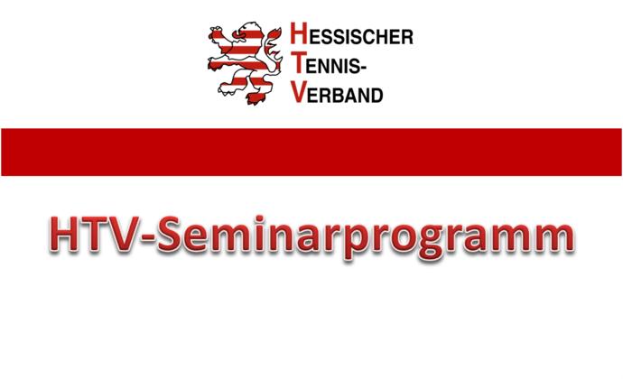 HTV-Seminarprogramm 2019