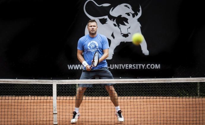 Oster-Tennis-Camp bei der Alexander Waske Tennis-University