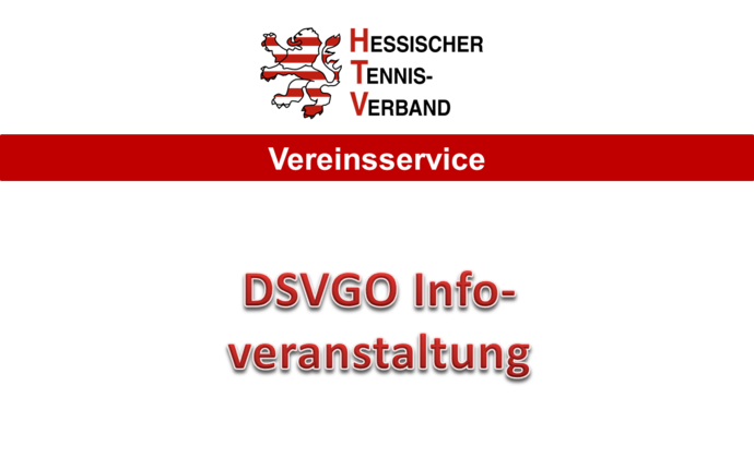 DSVGO Informationsveranstaltung des Kreises Offenbach