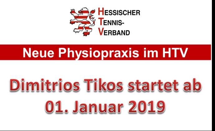 Neue Physiopraxis im HTV