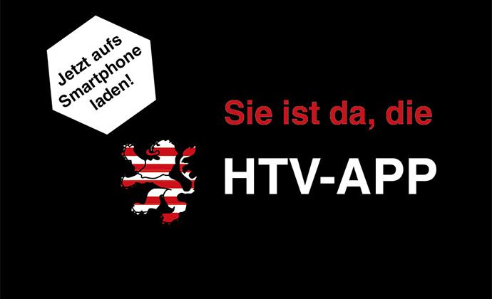 Die HTV-App ist da