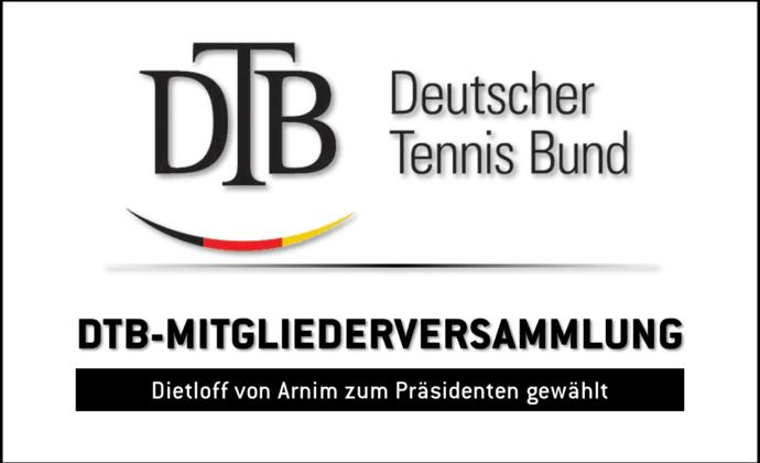 DTB-Mitgliederversammlung 2021