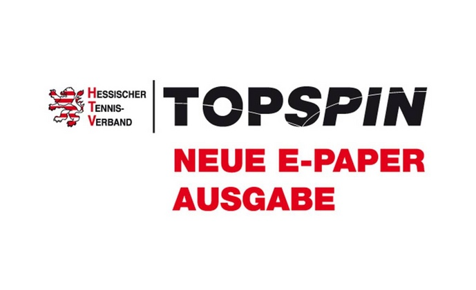 Verbandsmagazin Topspin 04/2017
